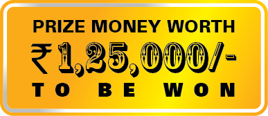 Prize Money Worth 125000 to be won